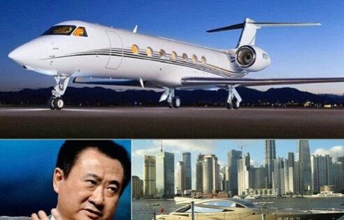 """一路捞揭秘中国富豪买私人飞机爱""""湾流""""系--西安在线"""
