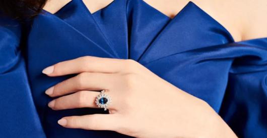传承永恒经典,Blue Nile2019订婚戒指风尚型格