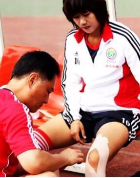 前女足国家队队长韩端:一个为足球而生的女孩