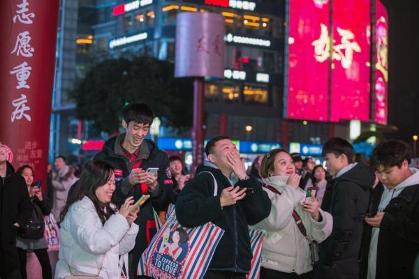 九街淑芬x江小白 全城献爱 温暖这个冬天