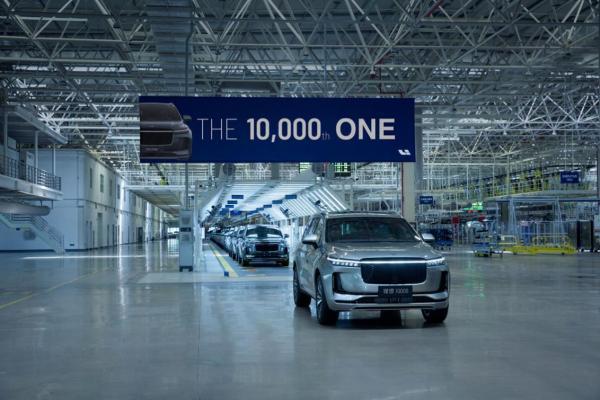 """造车新势力""""黑马""""雄起 理想ONE汽车销量逆势上扬"""