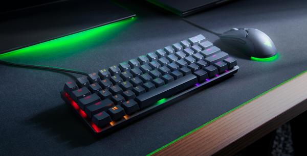 别具一格:Razer发布猎魂光蛛迷你版游戏键盘