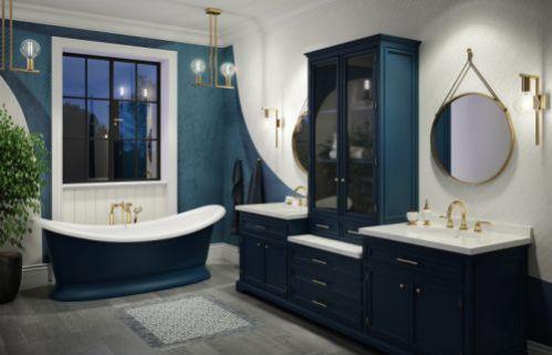 卫浴什么牌子好?走近高端卫浴品牌PERRIN&ROWE铂世英爵