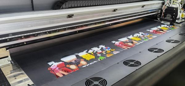 深色皮革打印就选泰拓数码皮革打印机