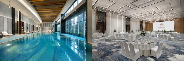 从心出发,为梦到达|青岛国际机场君廷酒店与邦臣酒店启幕迎宾